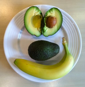 Vital mineral: one avocado has the potassium content of two bananas