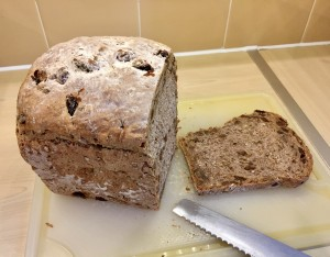 Home made, whole grain: whole wheat products like bread are naturally high in magnesium